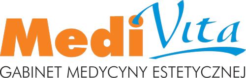logo Gabinetu Kosmetologiczno-Laserowego Medivita