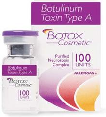 toxyna botulinowa do korekty zmarszczek